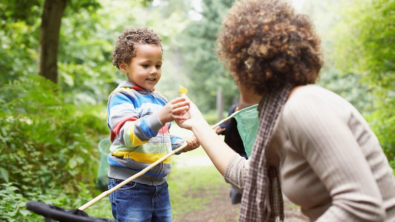 Fun activities for smaller children