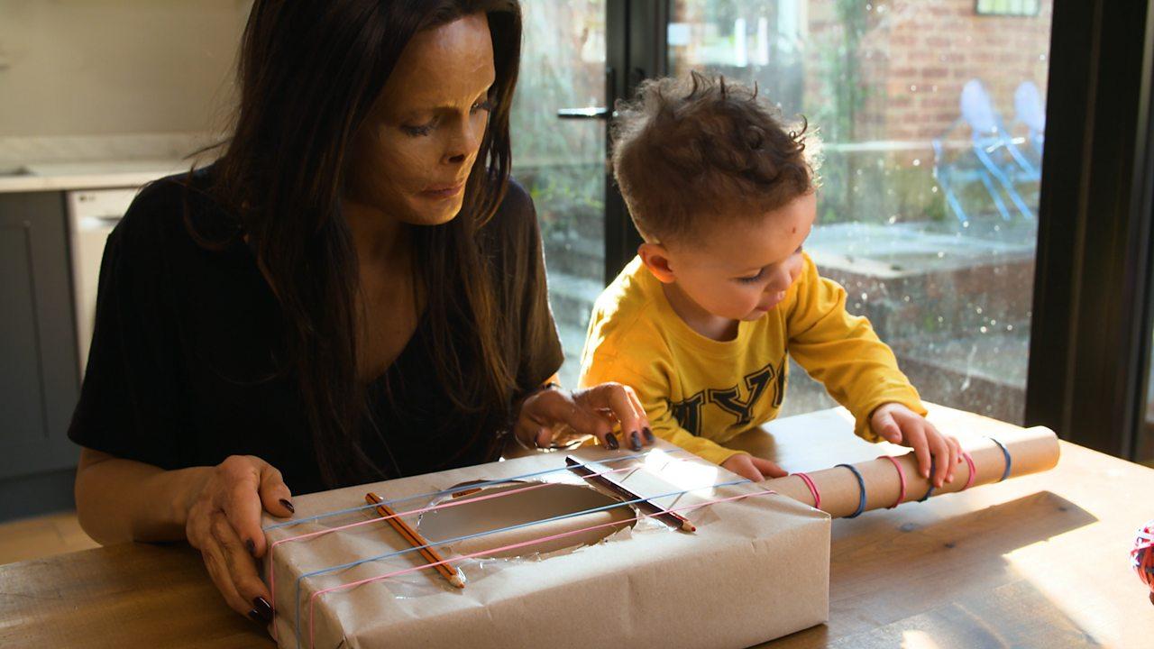 Parent Hacks - Easy homemade toys