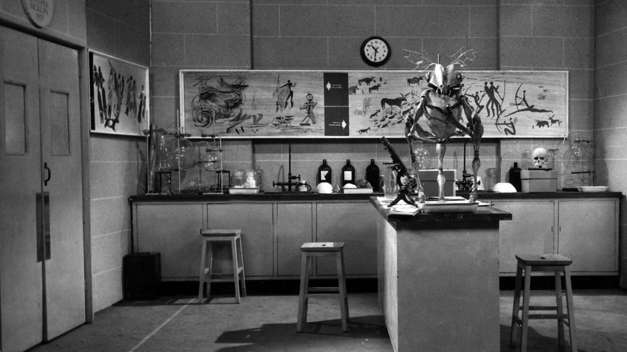 Quatermass and the Pit 1, 1958