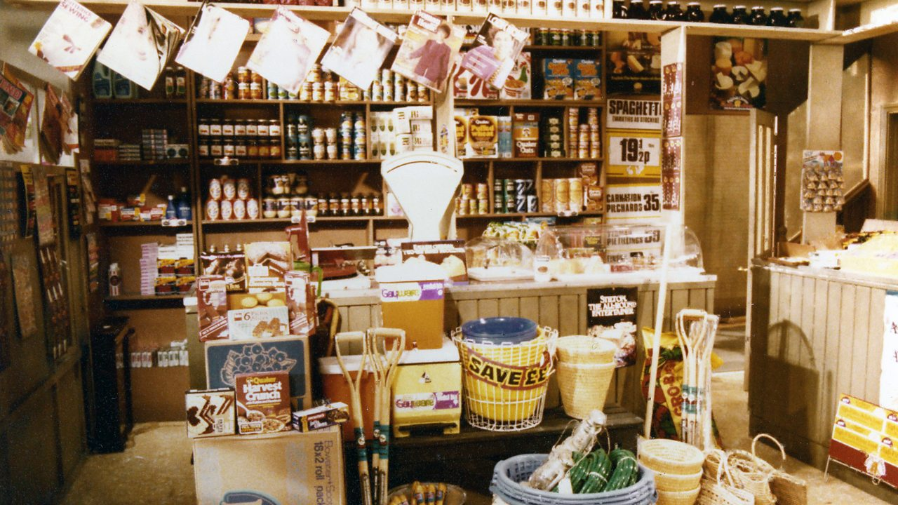 Open All Hours - Arkwright's shop, 1970s
