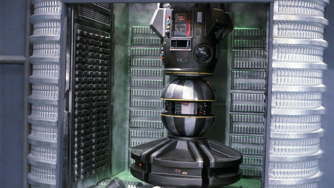 Blake's Seven - Computer, 1981