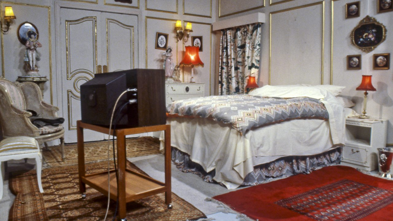 Not The Nine O' Clock News - Hotel room, 1979