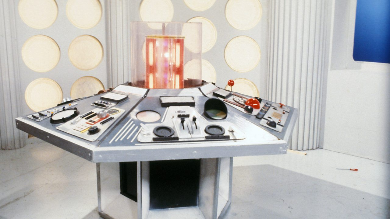 Doctor Who - Tardis, 1980