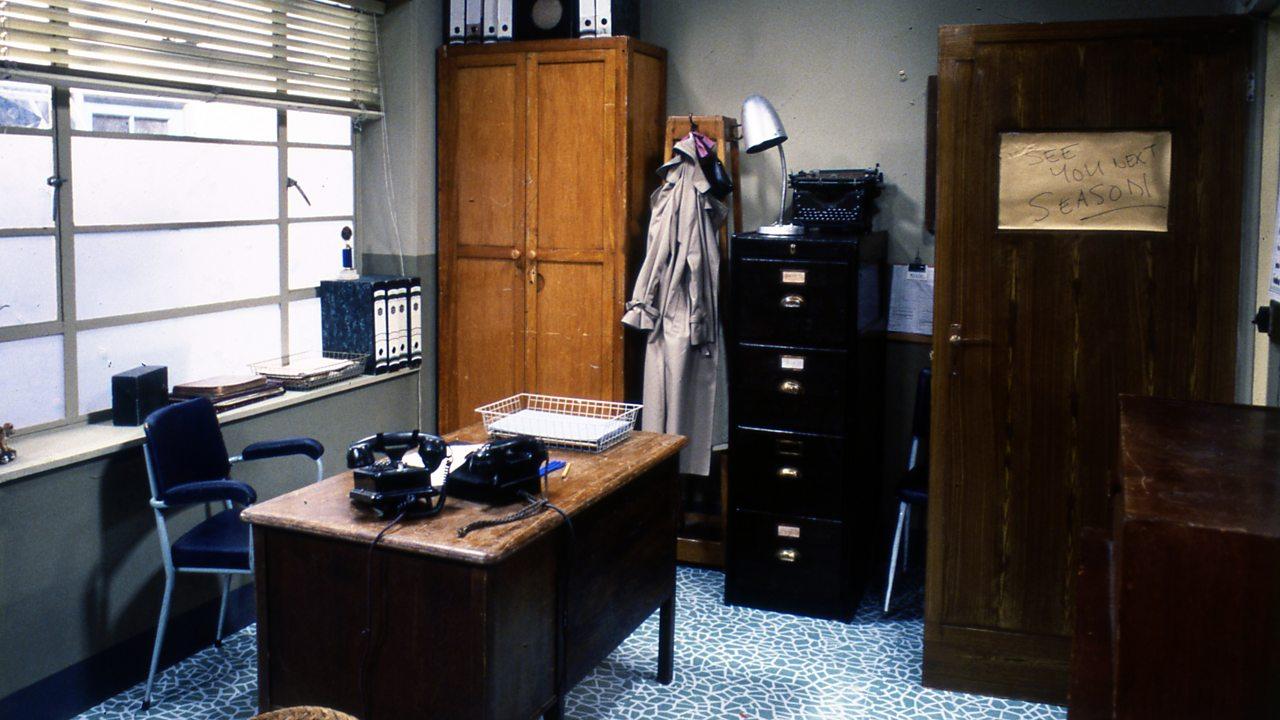 Hi-de-Hi! - Office, 1984