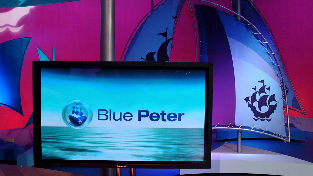 Blue Peter - set 1, 2004