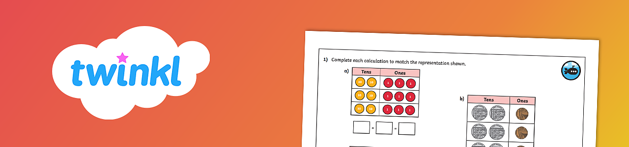 Complete the calculations using multiplication