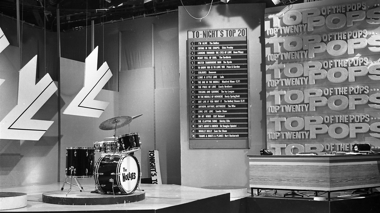 Top of the Pops, 1965
