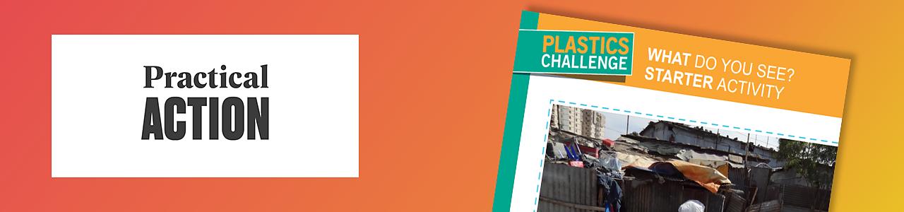 Take part in the Plastics Challenge
