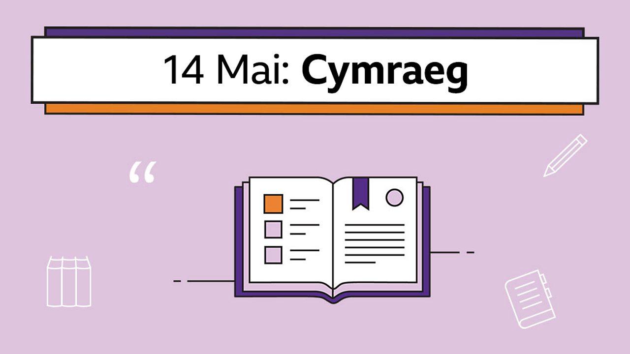 Ysgrifennu llythyr neu neges e-bost (Writing a letter or email)