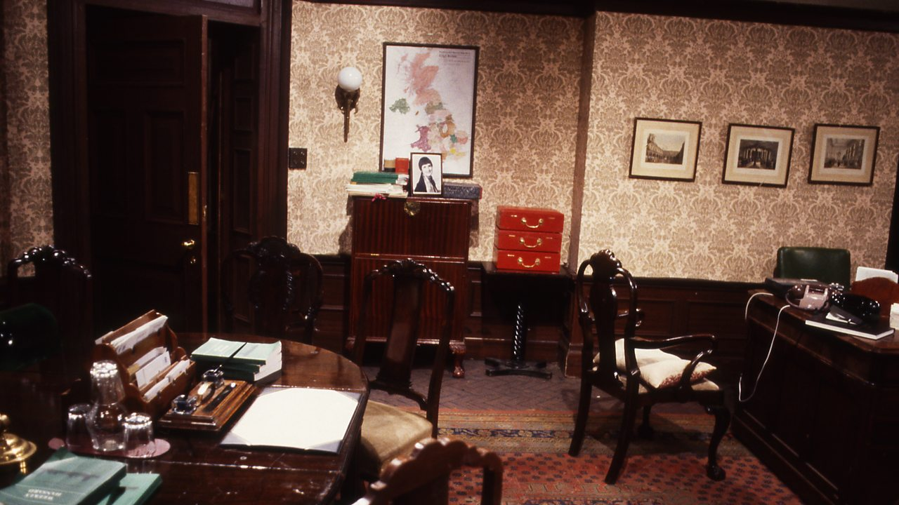Yes Minister 1, 1981