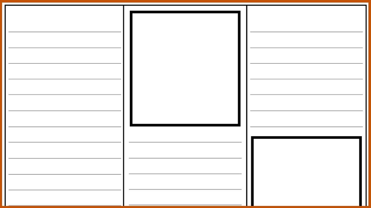 Resource Sheet 5: Pamphlet templates
