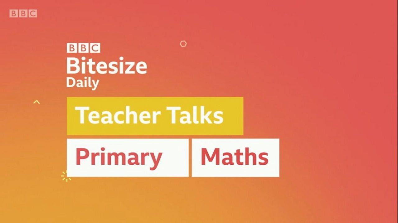 Bitesize Daily Teacher Talks