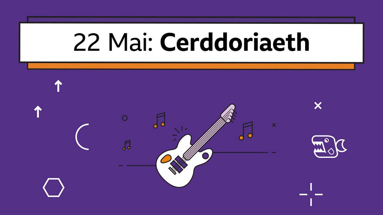 Cerddoriaeth bop (Pop music)