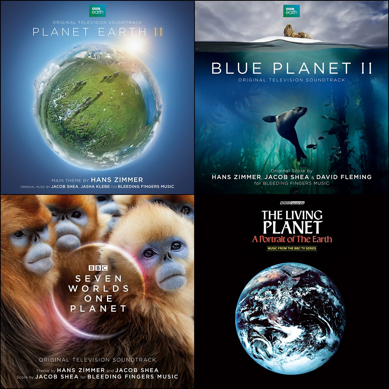 BBC Natural History Soundtracks collection
