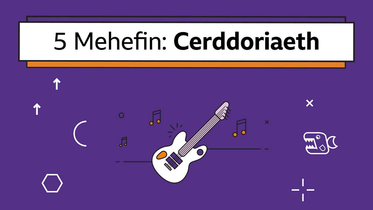 Cerddoriaeth roc (Rock music)