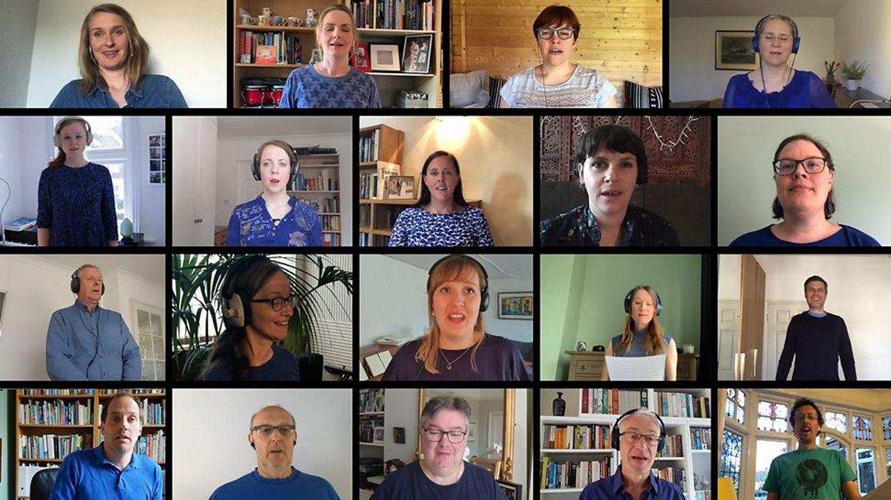 Creative Responses: Singing Finlandia with the BBC Singers