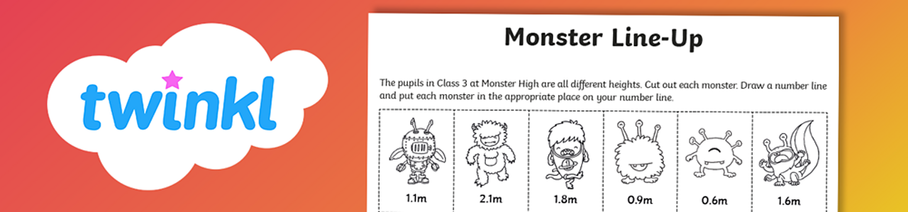 Monster line-up