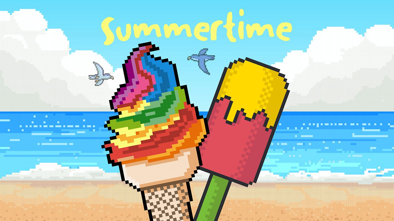 Summertime lyrics and lesson plans