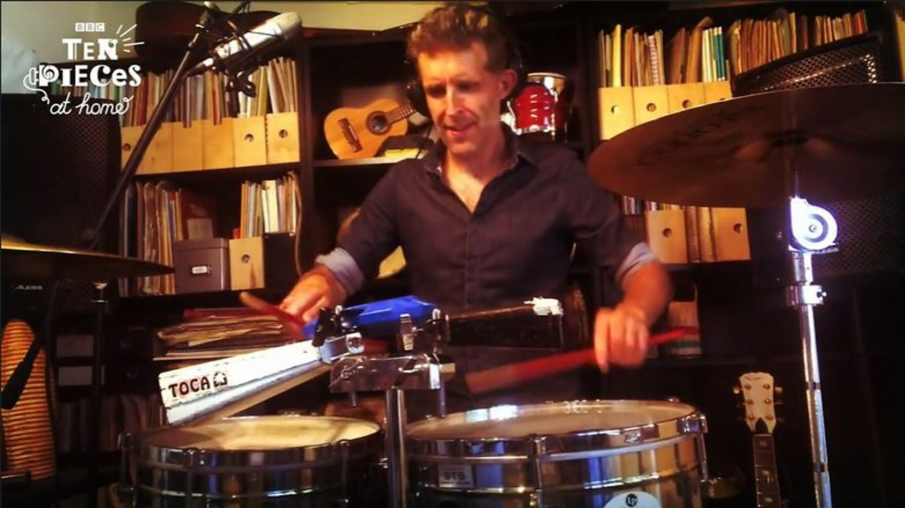 Creative Responses: Learning and performing Cuban rhythms inspired by Bernstein's 'Mambo'