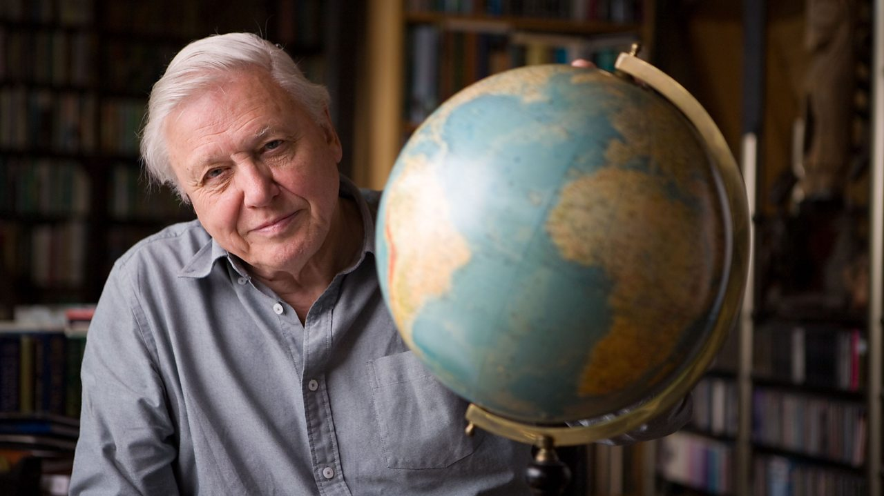 Sir David Attenborough: Weather and climate