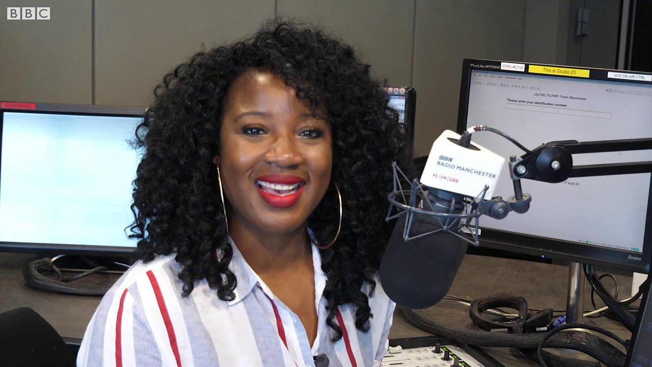 Making news for radio and podcast with Ngunan Adamu