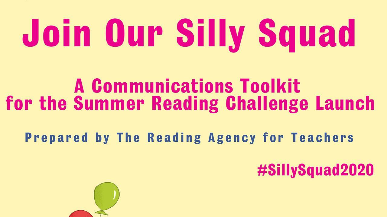 Summer Reading Challenge Teacher Toolkit