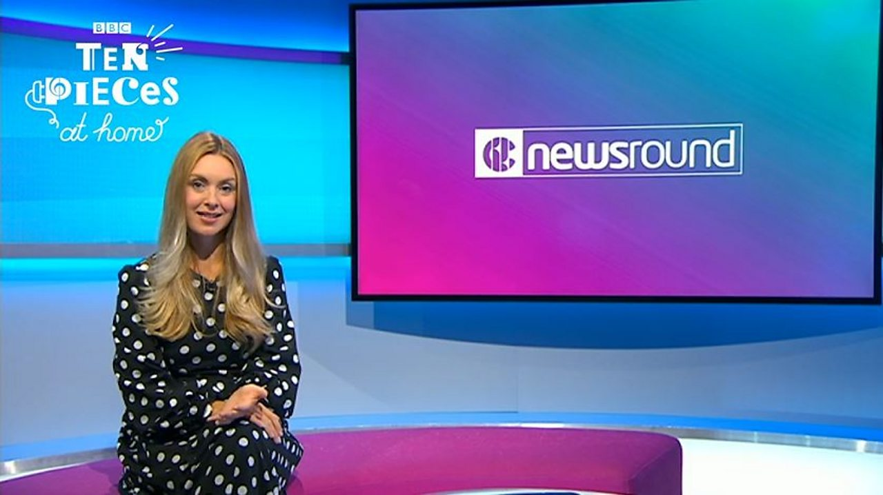 Creative Responses: Creating a news bulletin with the help of CBBC's Newsround