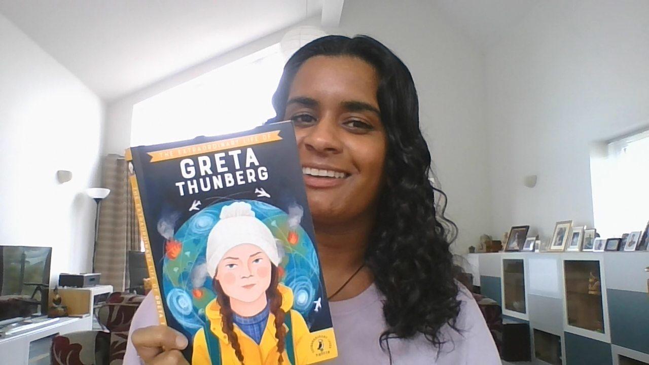 The Big Read: The Extraordinary Life of Greta Thunberg by Devika Jina