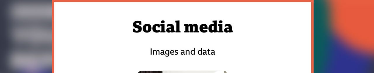 Lesson 3: Social media, images and data - slideshow