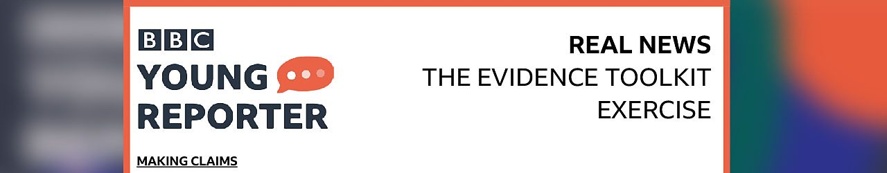 The Evidence Toolbox Excercise - Making claims