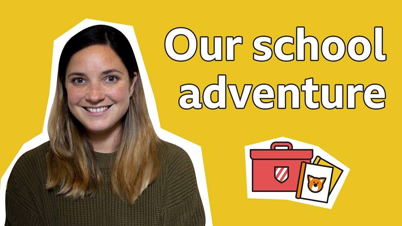 Our adventure starting primary school