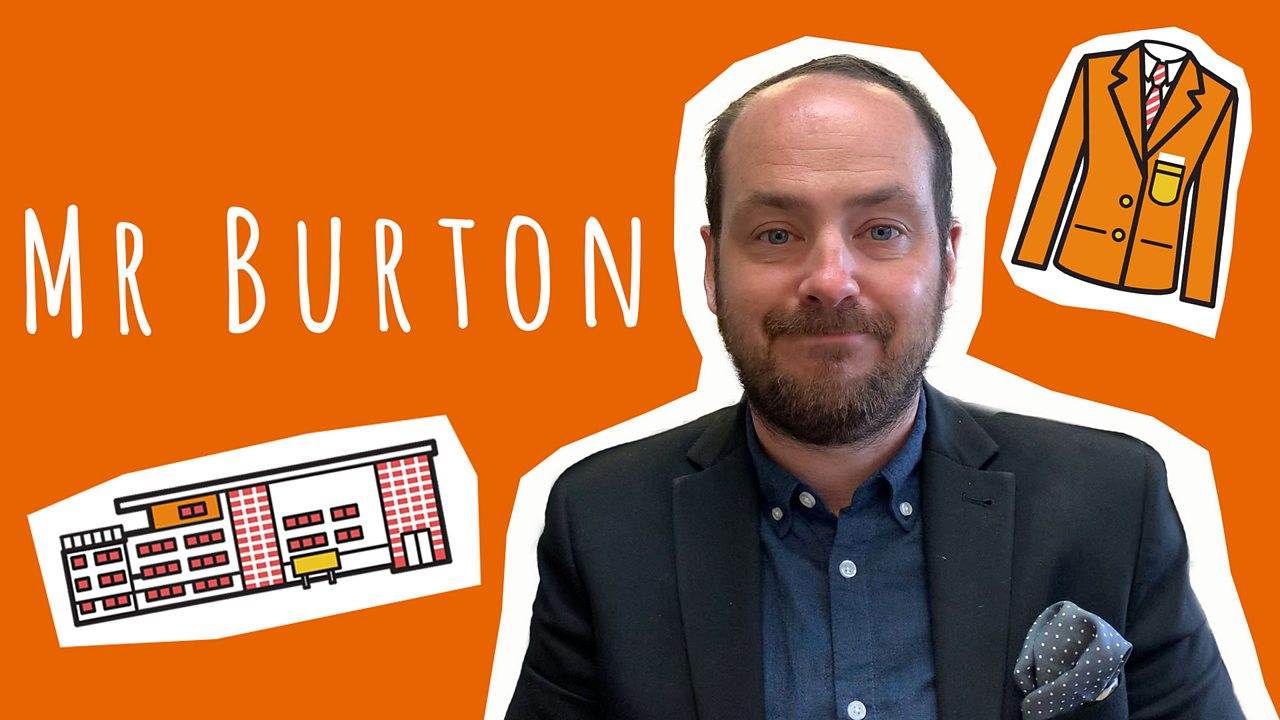 Starting secondary school this summer? Get the lowdown from Mr Burton