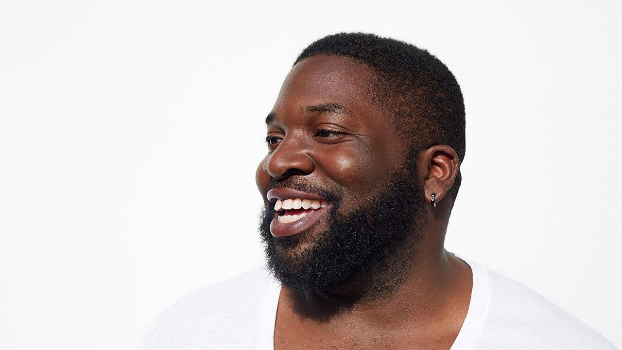 A photo of a man with a beard
