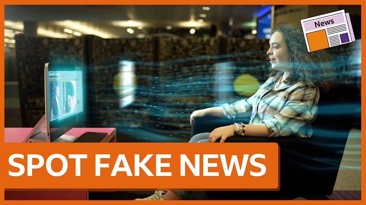 Tips for spotting fake news online