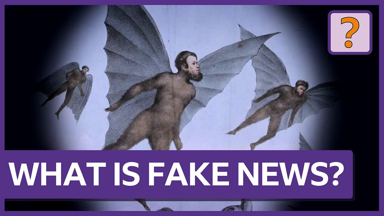 A brief history of fake news