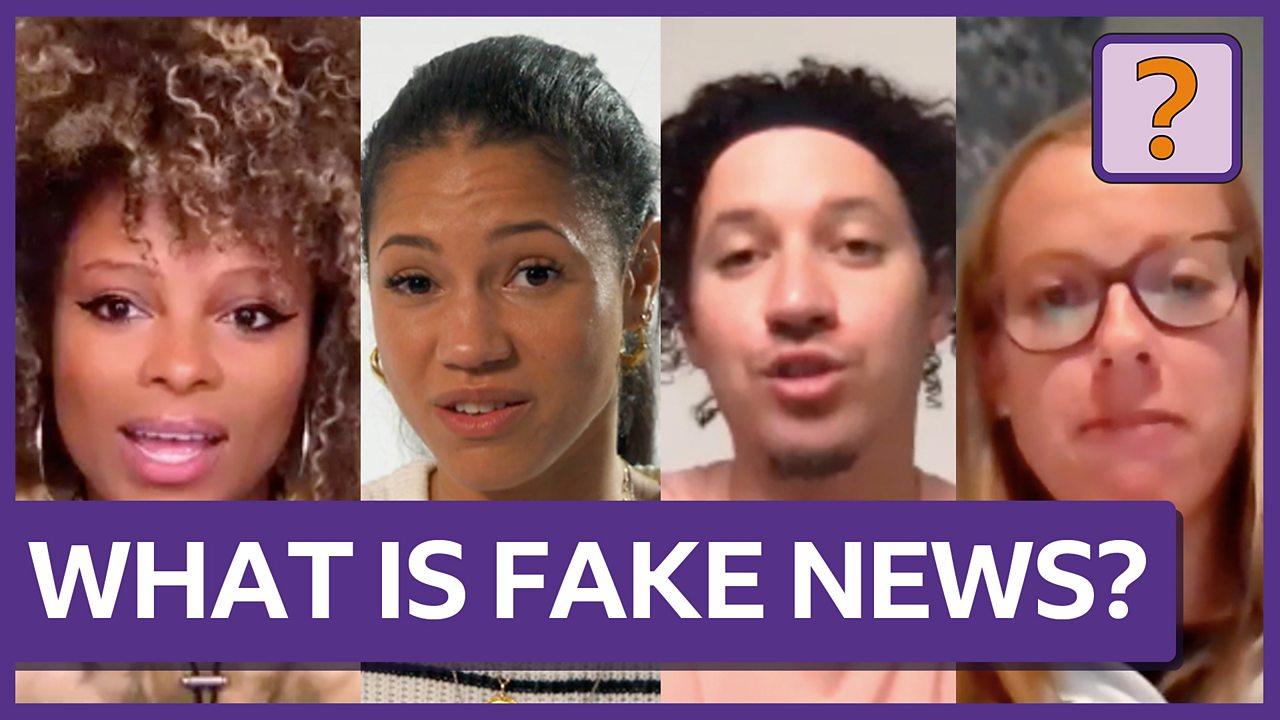 Fake news and me