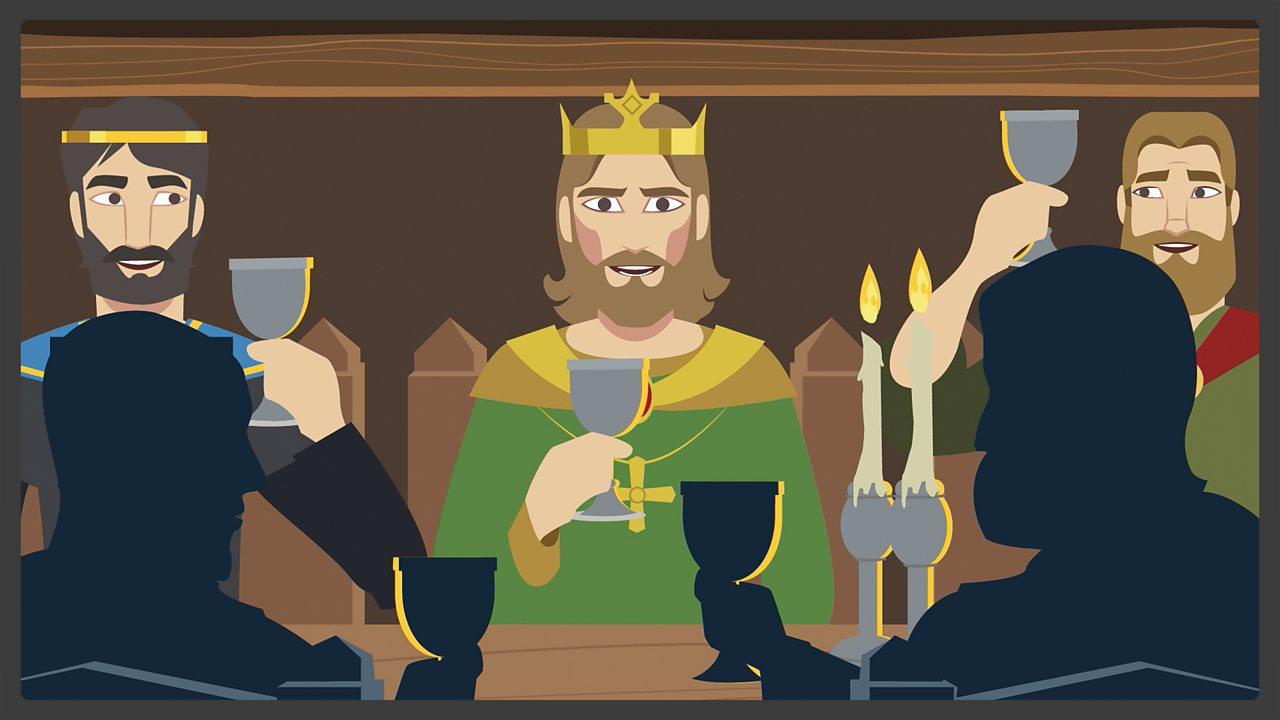 3. Athelstan - first king of England?