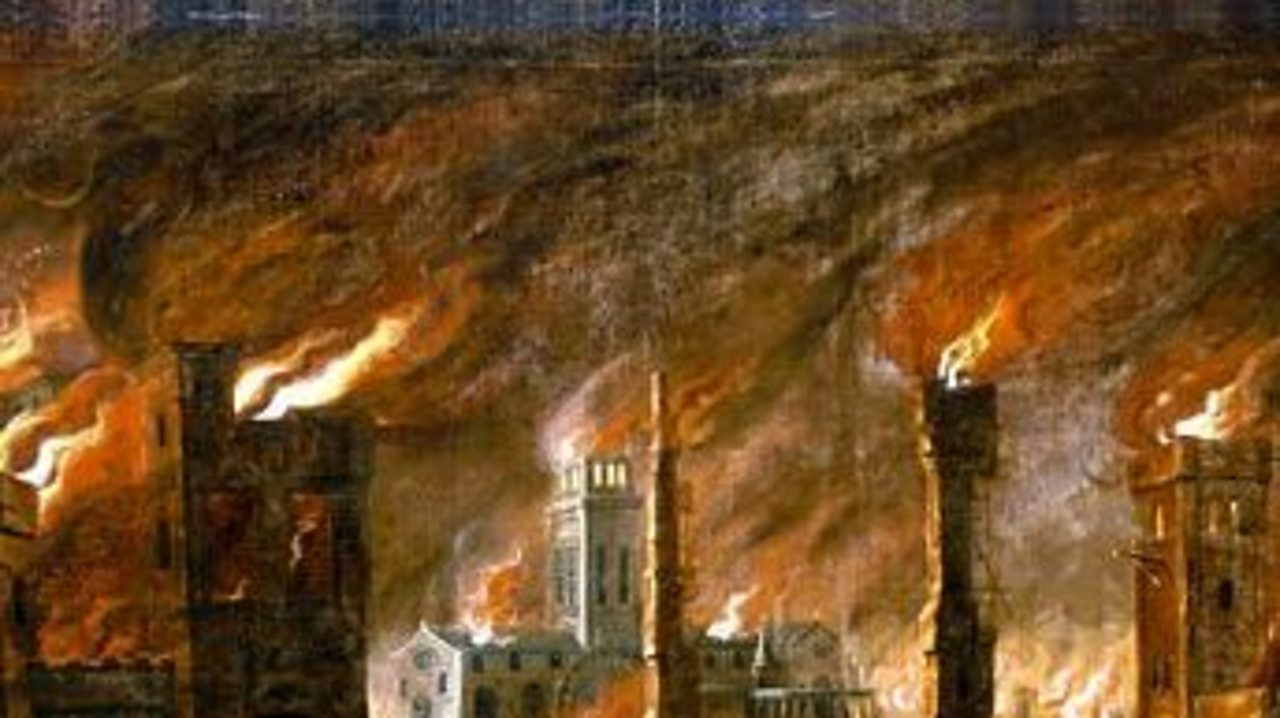 The Great Fire of London: What vision rose from its ashes?