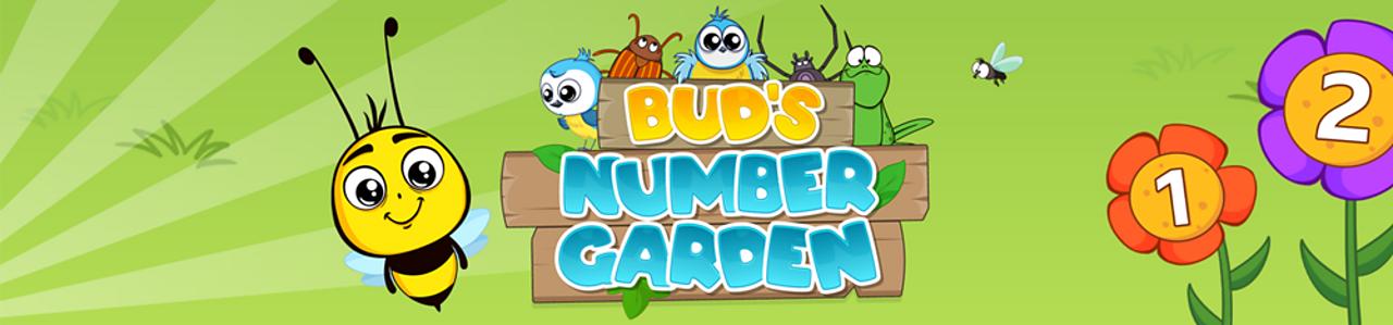 Bud's Number Garden