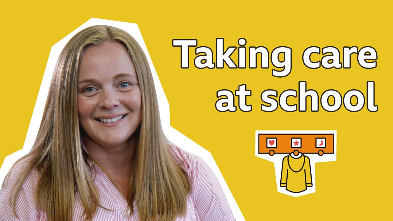 How to encourage your child to take care at school