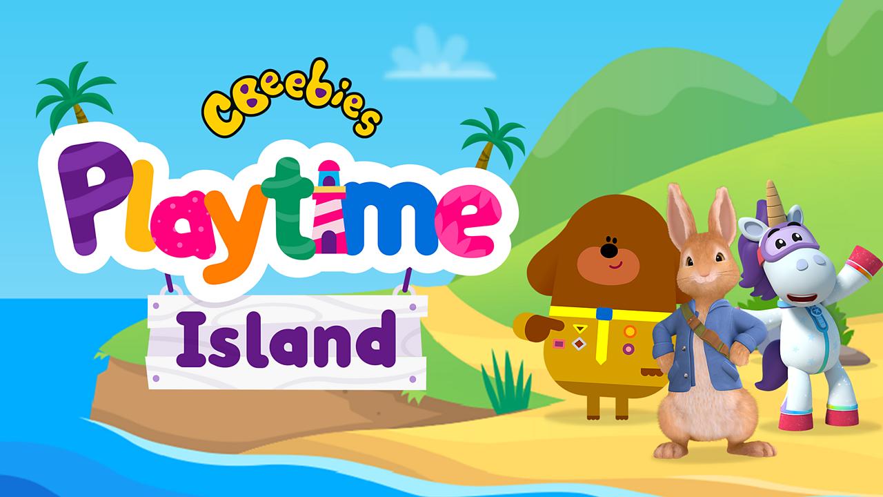 Playtime Island App