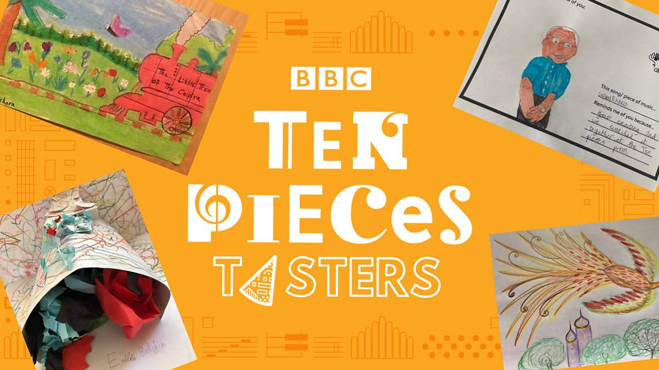 Ten Pieces Tasters Showcase!