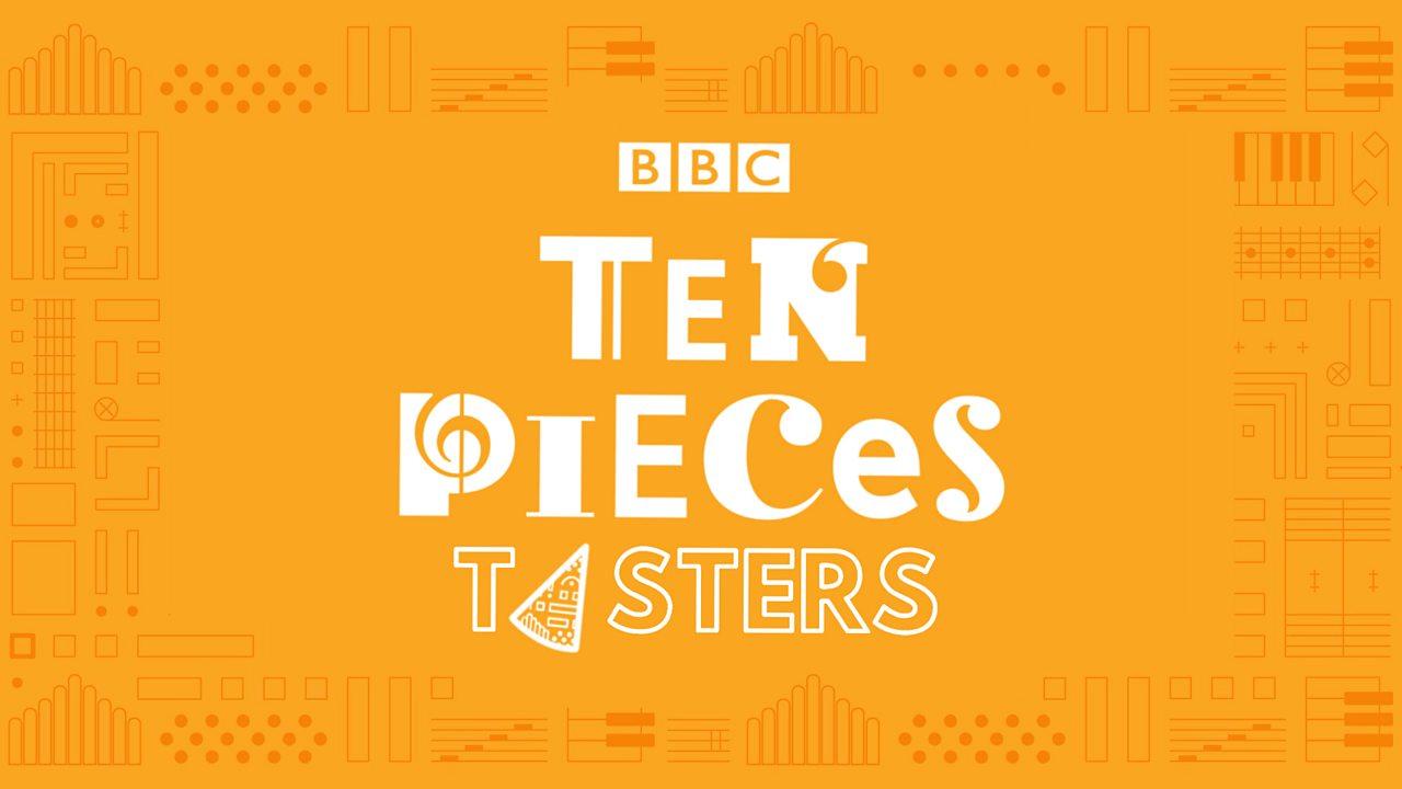 Ten Pieces Tasters Showcase