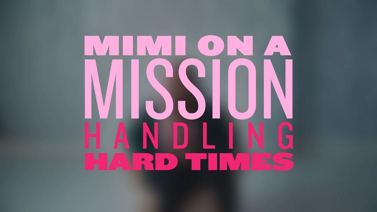 Handling hard times