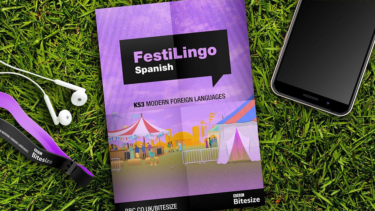 FestiLingo: Spanish