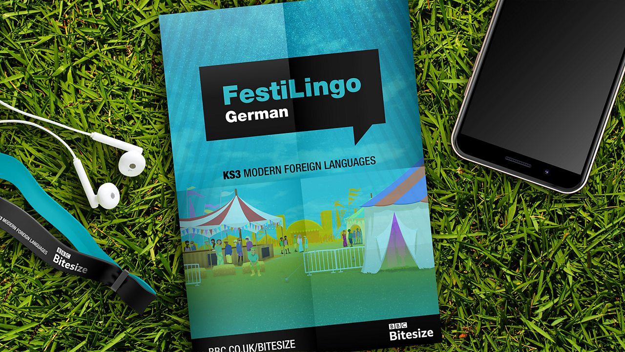 FestiLingo: German