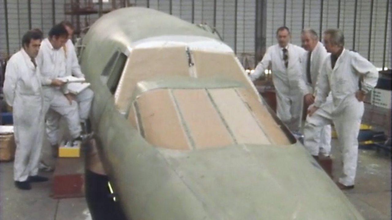 The Last Concorde, 1979