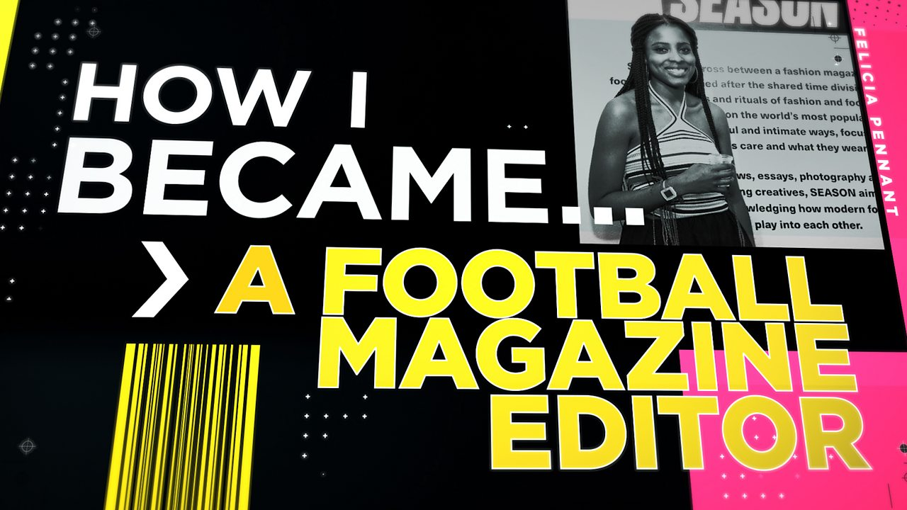 How I became a football magazine editor