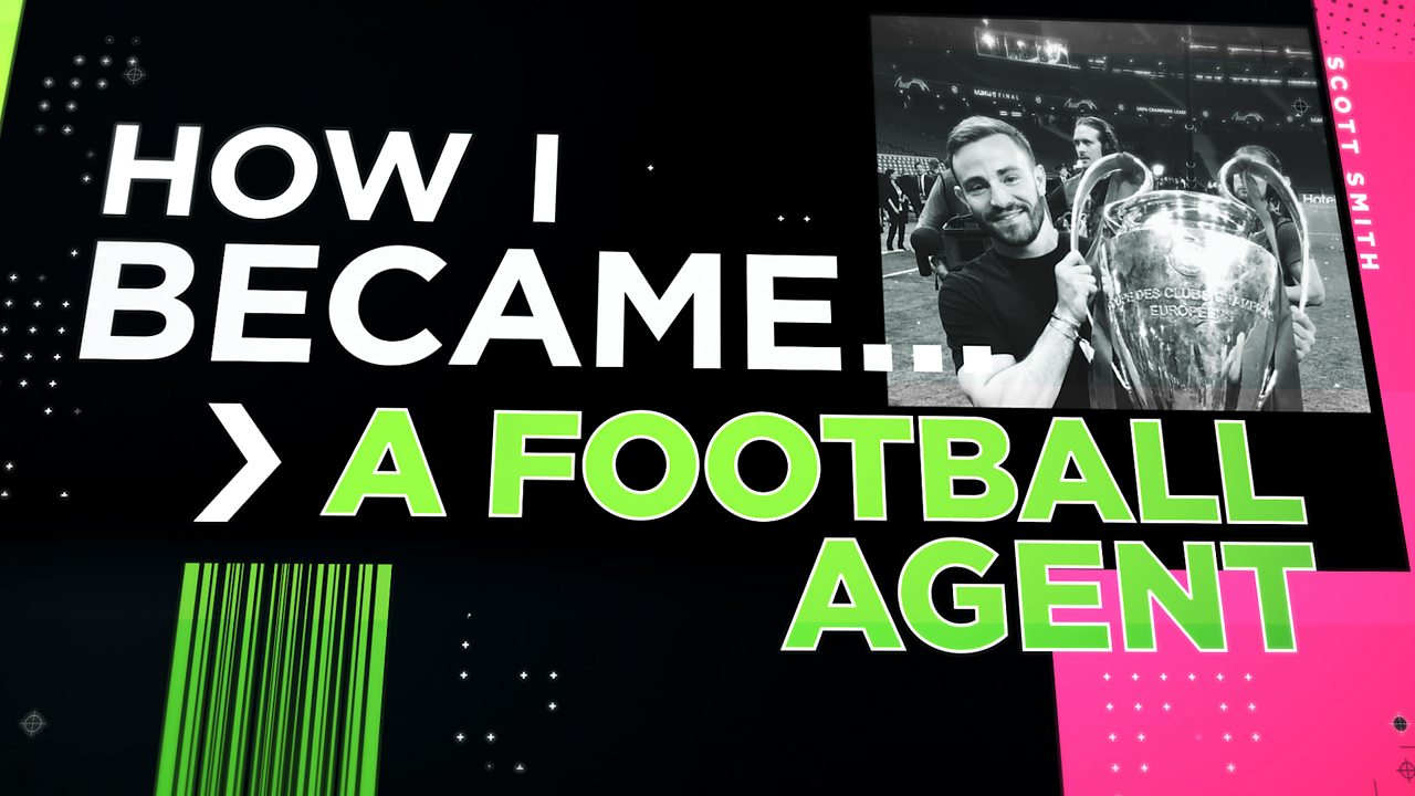 How I became a football agent