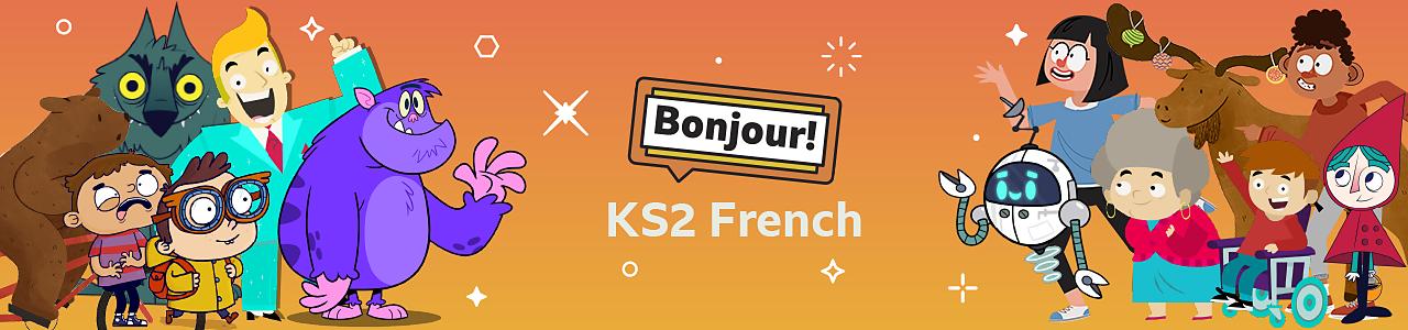 More KS2 French